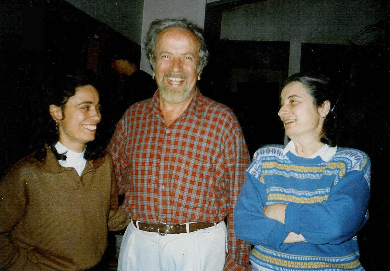 Maria, Franco e Asuncion