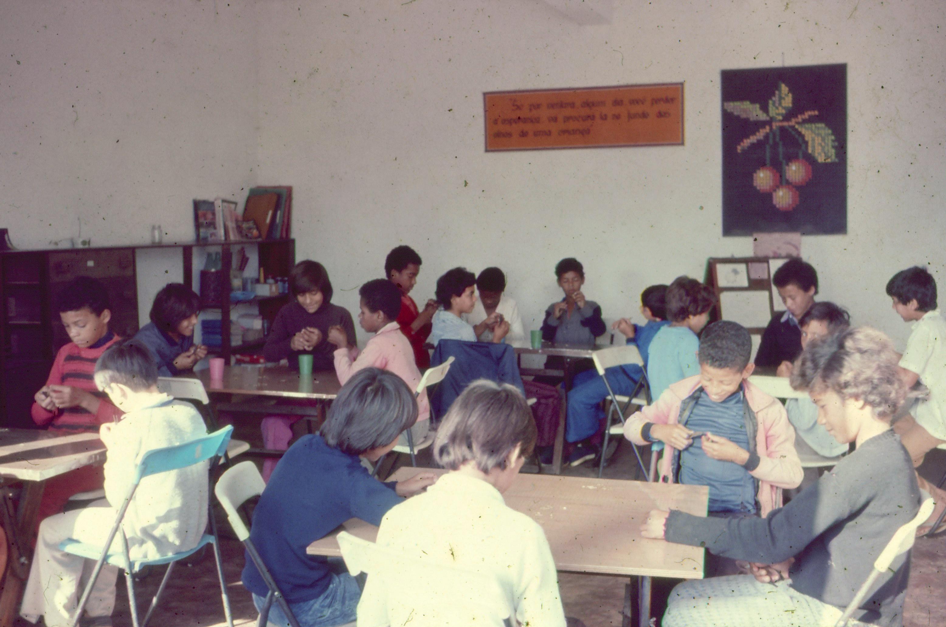 creche - 1982