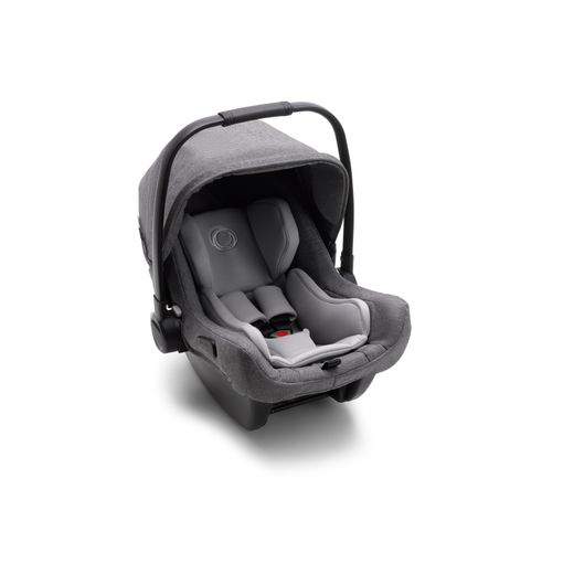 Turtle air car seat grey