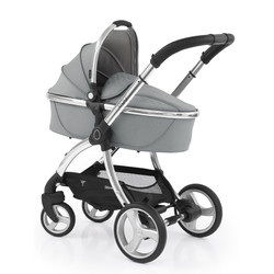 Egg2 Carrycot - Monument Grey