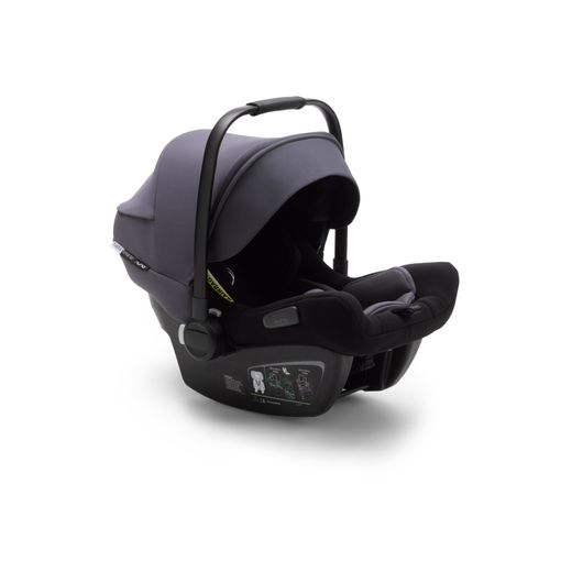 Turtle air car seat steel blue