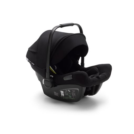 Turtle air car seat black