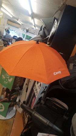 iCandy Parasol - Orange