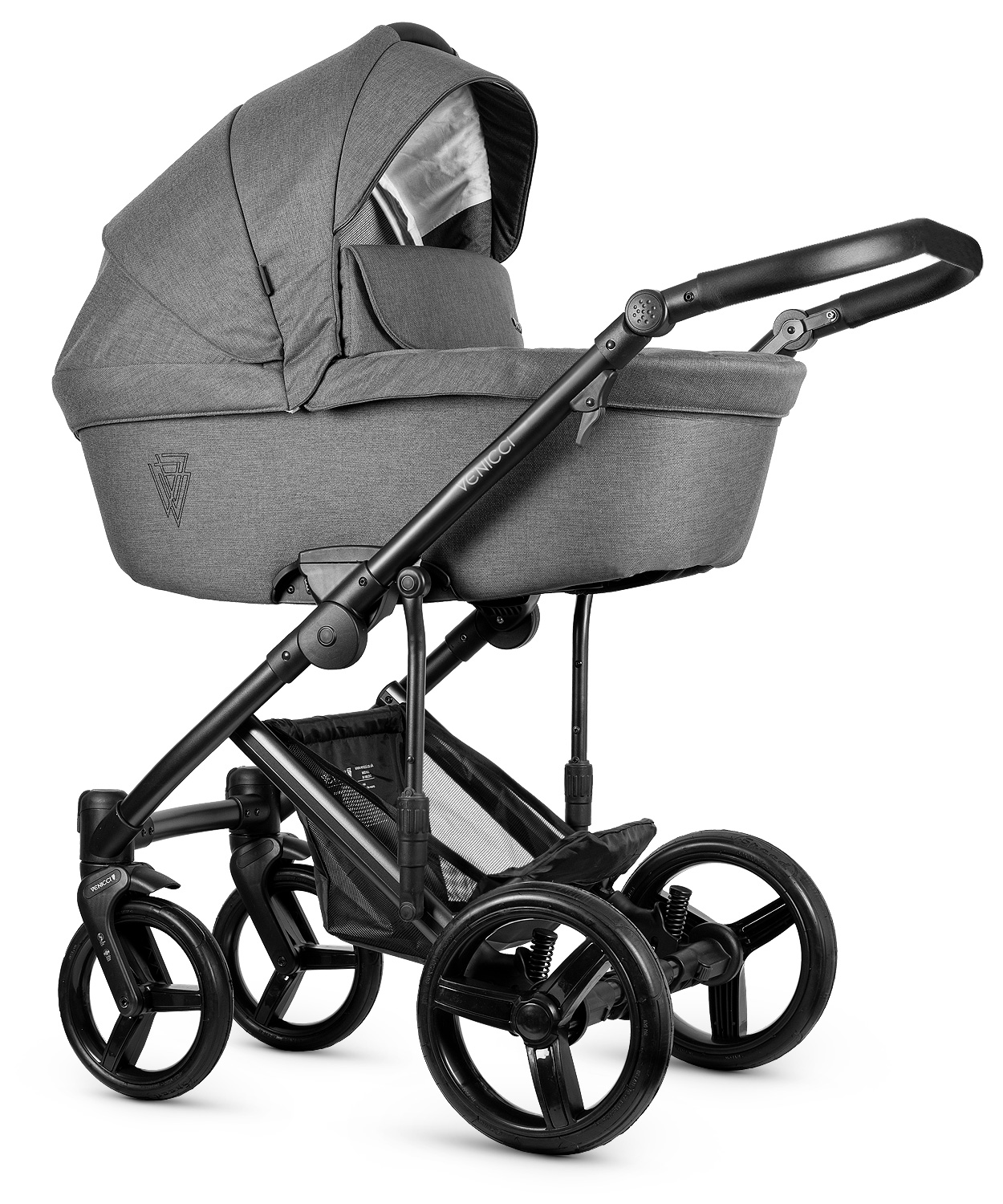 Asti-Grapgite-Carrycot