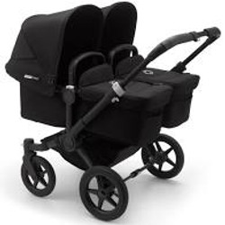 Donkey3 Twin Carrycots