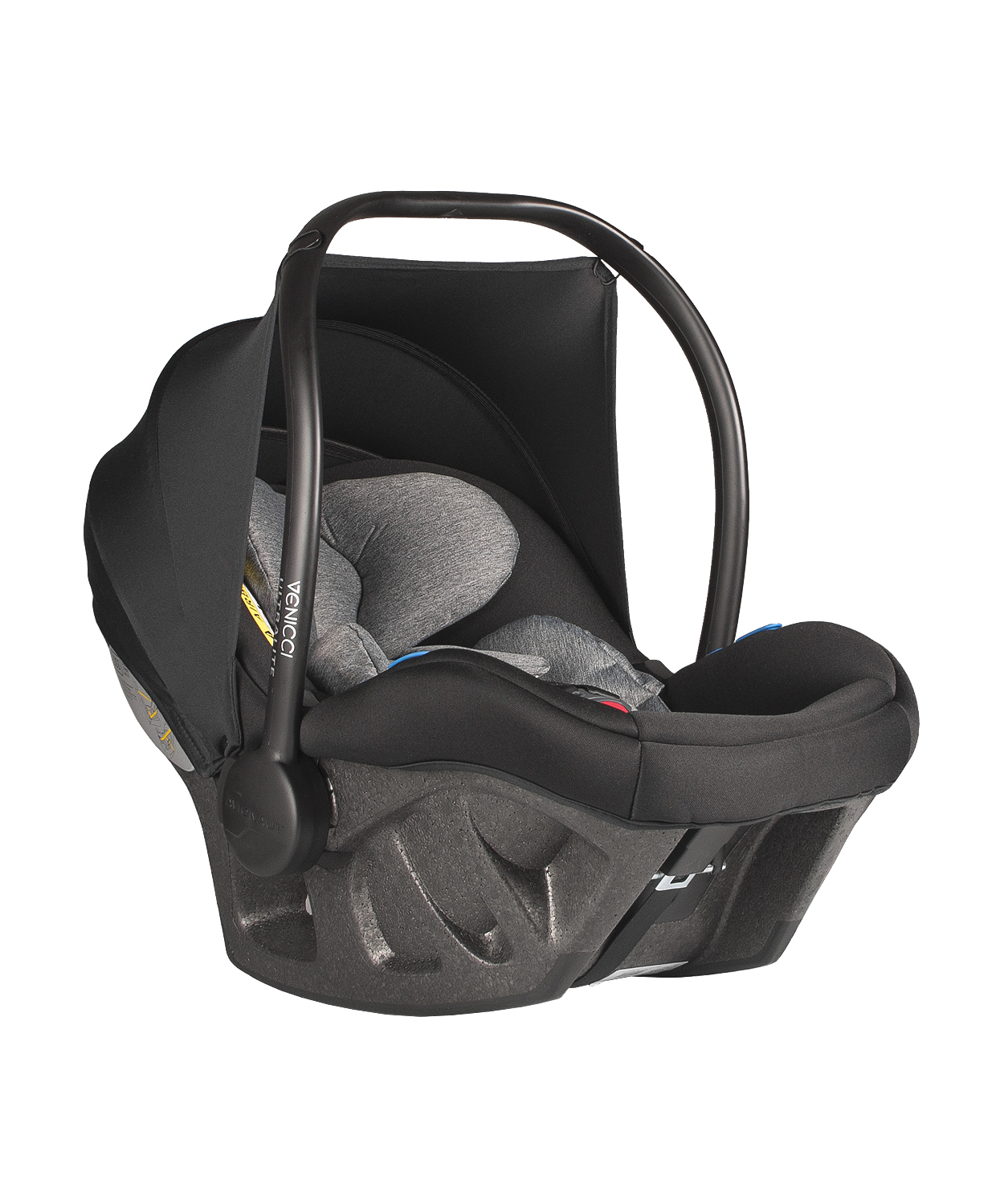 Venicci Ultra lite car seat - grey
