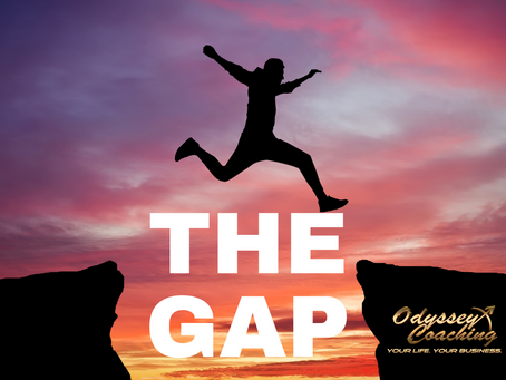 Where's the Gap?
