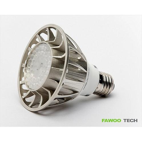 LED žárovka, 4W, LumiDas-LH04, E27, bodovka, teplá bílá (náhrada halogenky)