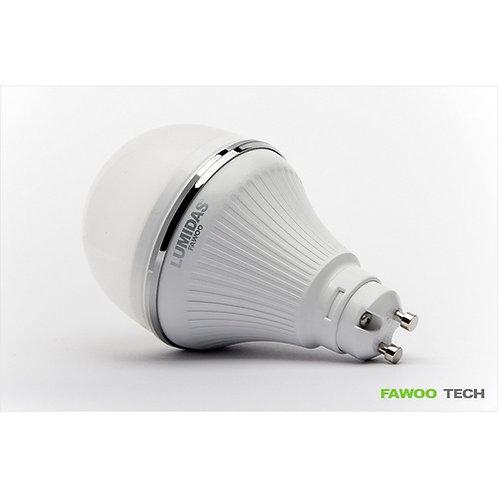 LED žárovka LumiDas-BL06, GU10, teplá bílá