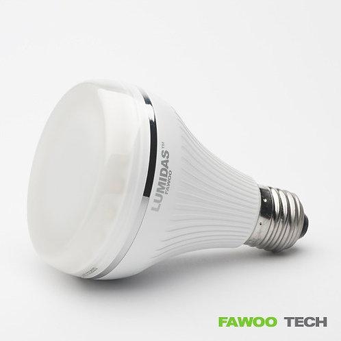 LED žárovka 10W, LumiDas-DL10, E27, denní bílá
