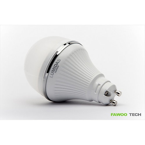 LED žárovka LumiDas-BL10, GU10, teplá bílá