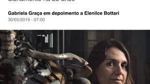 Entrevista com Gabriela Graça