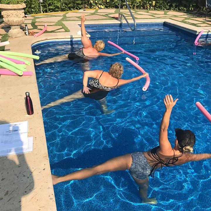 Aqua Yoga ~ Lewisville