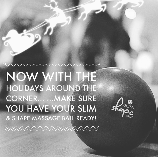 Slim & Shape Yoga ball