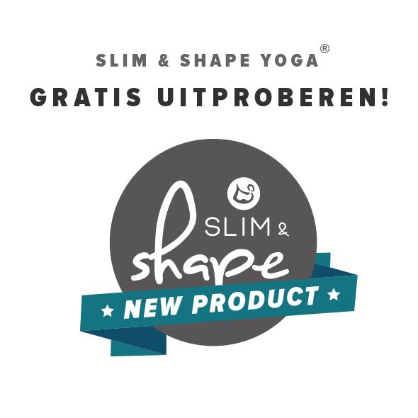 Slim & Shape Yoga: NEW PRODUCT