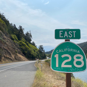 The Greatest Driving Road in California Not Named Highway 1 (& What Makes for a Great Driving Road?)