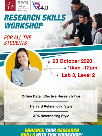 Research Skills Workshop
