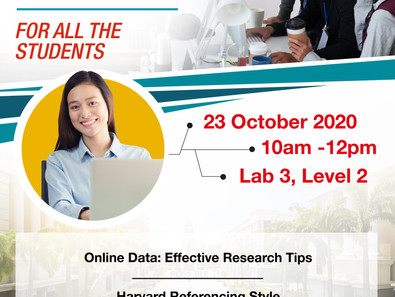 Research Skills Workshop