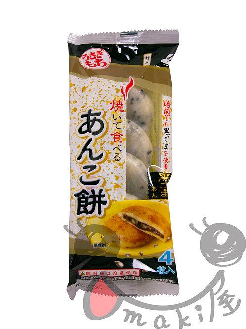 餡子餅(黒ごま)120g