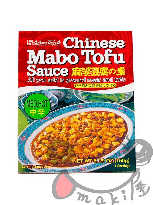 ハウス 麻婆豆腐 中辛 150g