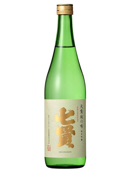 七賢 純米吟醸 天鵞絨の味 720ml