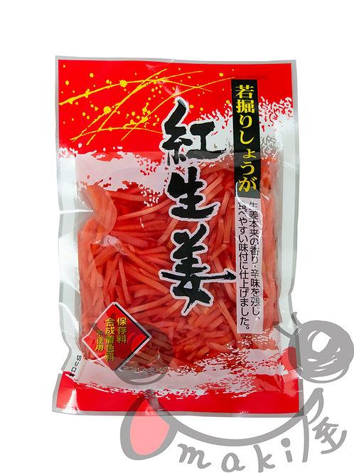 丸昇 紅しょうが 小袋 60g