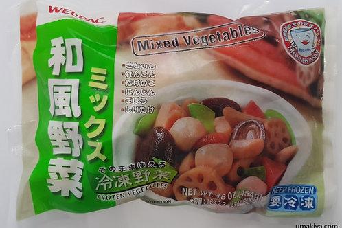 和風野菜ミックス 454g