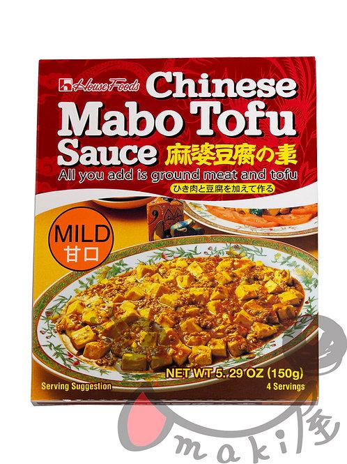 ハウス 麻婆豆腐 甘口 150g