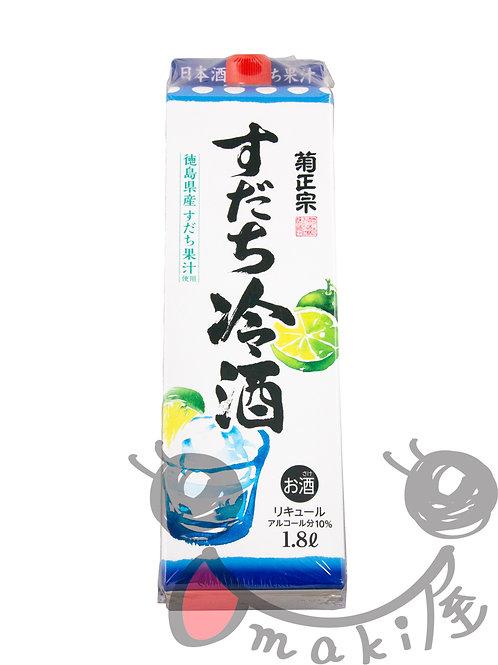 すだち冷酒 1,8L