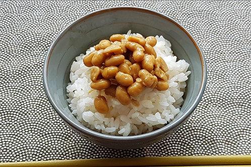 【BIO】手作り大つぶ納豆