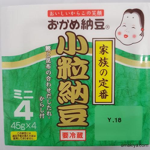 おかめ納豆家族の定番 180g