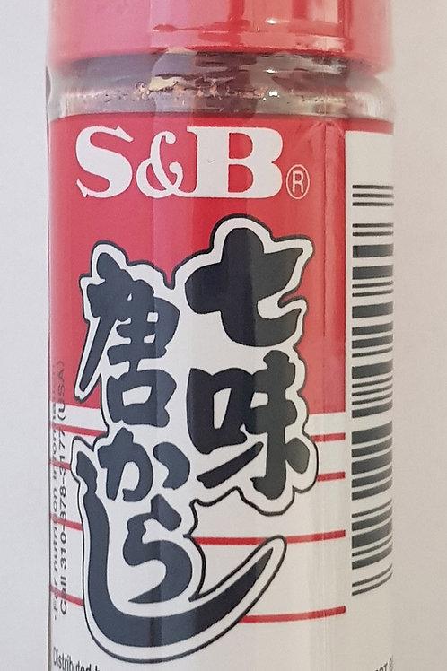 七味唐辛子 15g