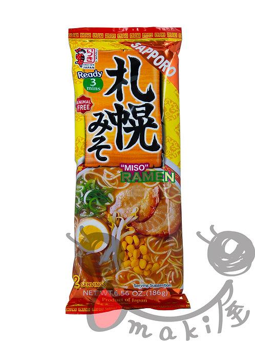 五木 札幌味噌ラーメン 188g