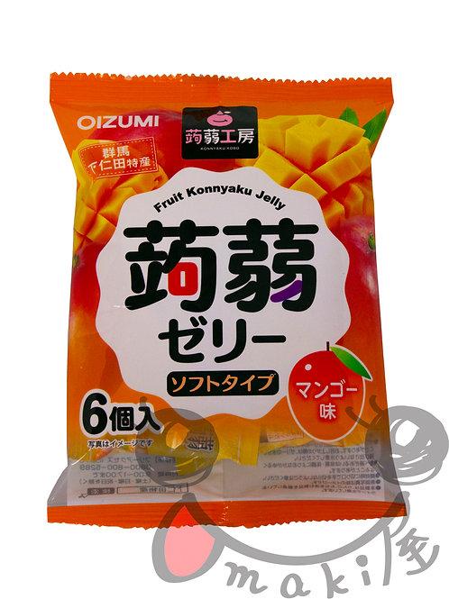 蒟蒻工房蒟蒻ゼリーマンゴー味 106g