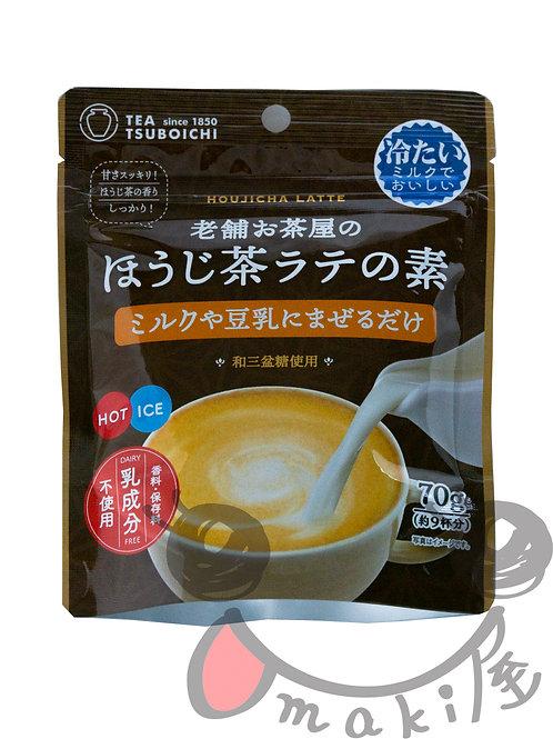 老舗お茶屋のほうじ茶ラテの素 70g