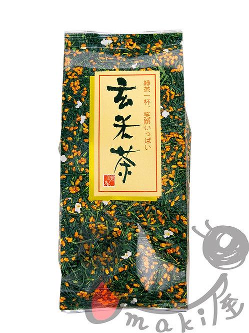 無農薬 玄米茶 200g