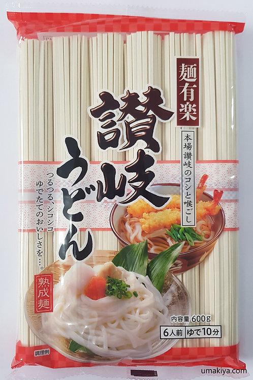 麺有楽  讃岐うどん 600g