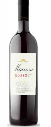 Maccone Rosso 17°