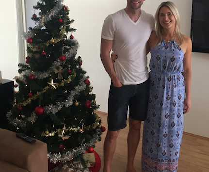Christmas and New Year with Samantha J