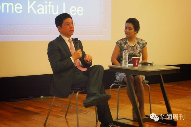 [分享] 前Google副總裁 李開復:人生因留學而不同
