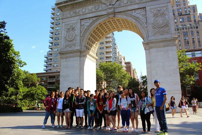 紐約大學 NYU 大學生活體驗營 活動回顧