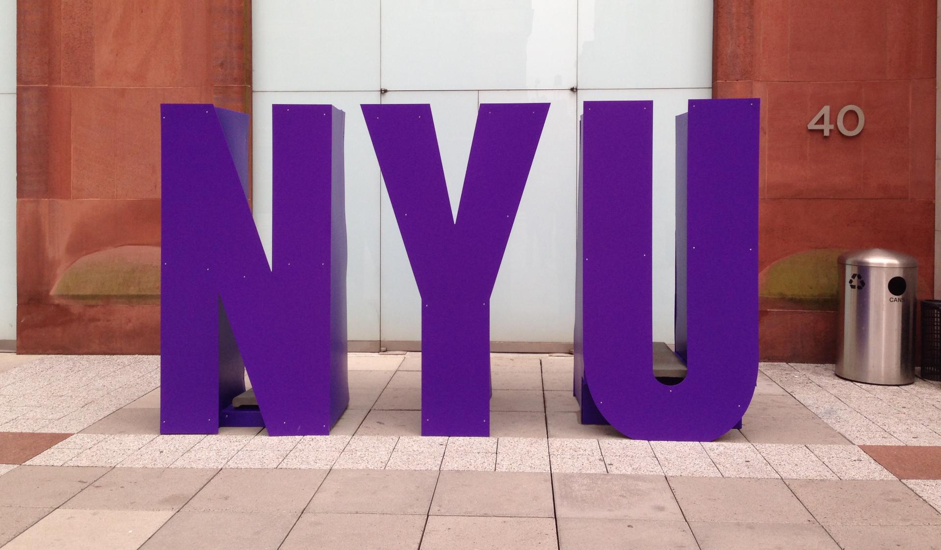 紐約大學NYU正式簽約授權招生