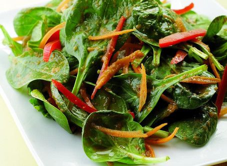 RECIPES: Salads / Dressings