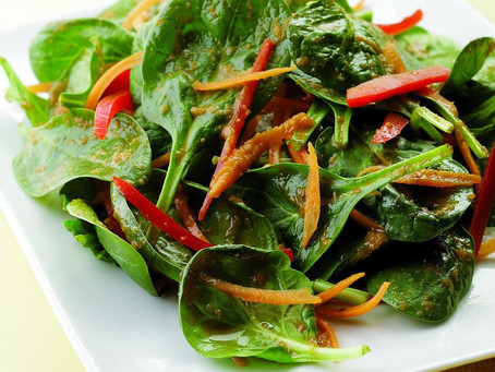 RECIPES: Salads / Dressings