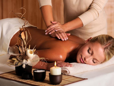 What happens to your body when you get a massage?