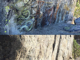 Truckee Boulder Clean Up