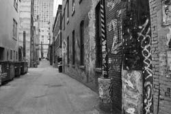 Back alley - Gastown