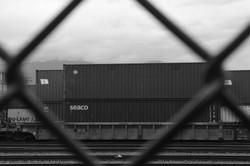 Rail tracks - Gastown