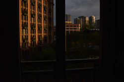 View from my Gastown loft