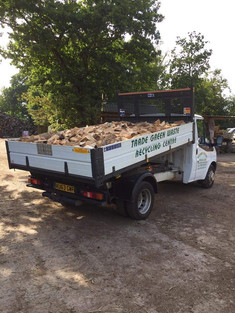 A Full Load Of Logs On Our Trucks